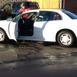 Photo taken at Autobell Car Wash by Tre' A. on 2/1/2013