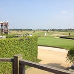 Photo taken at Golf en Countryclub Liemeer by Rene C. on 8/23/2013