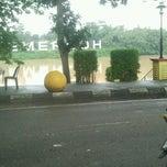 Photo taken at Tepi Sungai Termeloh by Daniel S. on 9/9/2013