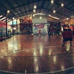 Photo taken at Arena Futsal by Raisa S. on 1/25/2013