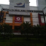 Photo taken at Malang Town Square (MATOS) by mr kuk s. on 1/22/2013
