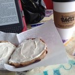Photo taken at Bloomington Bagel Company by Jenny Porter T. on 6/2/2013