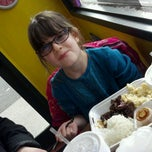 Photo taken at Aloha Island Grill by Jessica B. on 2/9/2013