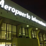 Photo taken at Aeropuerto Internacional Viru Viru by Alberu on 5/14/2013