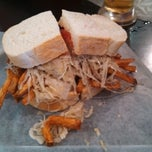 Photo taken at Primanti Bros. by Ross D. on 4/6/2013