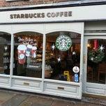 Photo taken at Starbucks by Alex C. on 12/15/2012