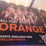 Photo taken at US Airways Center by Maria K. on 11/3/2012