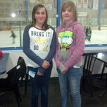 Photo taken at Gateway Ice Center by Laura F. on 4/20/2013