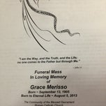Photo taken at Blessed Sacrament Church by Caren Y. on 8/7/2013