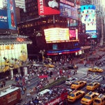 Photo taken at Times Square by Gabriel M. on 7/11/2013