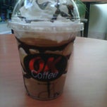 Photo taken at Ok coffee by A. Enrique C. on 12/22/2012