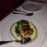 Photo taken at Aroma Osteria Restaurant by Joe B. on 2/1/2014