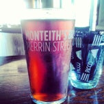 Photo taken at Monteiths Brewery Bar by Travis L. on 11/1/2012