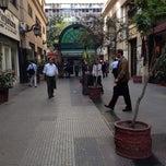 Photo taken at Paseo Bombero Adolfo Ossa by Johanna D. on 10/2/2014