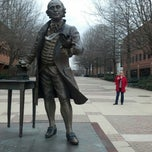 Photo taken at George Mason University by Jennifer M. on 3/16/2013