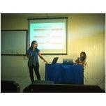 Photo taken at Faculty Of Science Communication Undiknas by Dennisha S. on 10/11/2012