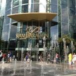 Photo taken at Siam Paragon (สยามพารากอน) by Amer S. on 6/28/2013