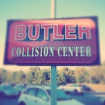 Photo taken at Butler Collision by Tom T. on 10/11/2013