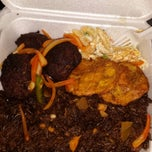 Photo taken at Timane's Takeout & Catering by Princess M. on 5/7/2014