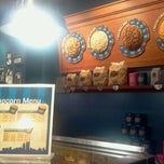 Photo taken at Garrett Popcorn Shops by Azree H. on 11/18/2012