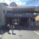 Photo taken at 京成関屋駅 (Keisei Sekiya Sta.) (KS06) by Jun I. on 10/4/2012