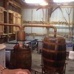 Photo taken at Short Mountain Distillery by Cary Ann F. on 7/1/2014