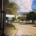 Photo taken at Greyhound Station by Rachel R. on 9/13/2013