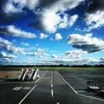 Photo taken at Belfast International Airport (BFS) by Hayat M. on 9/26/2012