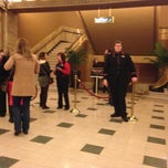 Photo taken at Peabody Opera House by Olin G. on 2/27/2013
