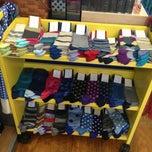 Photo taken at Paul Smith Sale Shop by Elineya on 6/27/2013