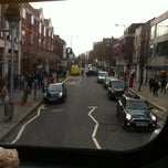 Photo taken at TfL Bus 319 by Jennifer C. on 12/18/2012