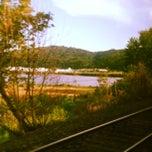 Photo taken at Amtrak Train 508 (Cascades) by Lauren P. on 6/1/2013