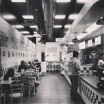 Photo taken at Five Guys by Philip d. on 1/13/2013