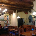 Photo taken at Ticino-Grotto-Pizzeria by David R. on 1/3/2014