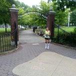 Photo taken at Van Cortlandt Park by Kino on 6/29/2013