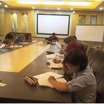 Photo taken at Jawa Pos by vido v. on 2/5/2014