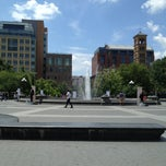 Photo taken at Washington Square Park by Courtney C. on 7/8/2013