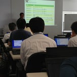 Photo taken at IBM イノベーション・センター by Hikaru M. on 8/8/2013