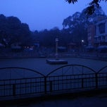 Photo taken at Nagpokhari by Samyam P. on 2/1/2013