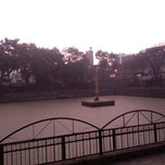 Photo taken at Nagpokhari by Samyam P. on 1/21/2013