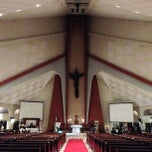 Photo taken at Chapel of St. Benedict by Jonathan J. on 3/29/2013