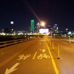 Photo taken at Jefferson Street Viaduct by Mike D. on 3/12/2013