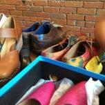 Photo taken at John Fluevog Shoes by Susan R. on 6/26/2014
