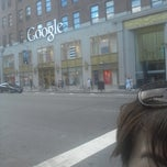 Photo taken at Google New York by Hannah M. on 7/4/2013
