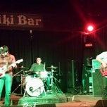 Photo taken at Tiki Bar by Robert V. on 5/17/2015