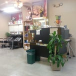 Photo taken at Village Hair Design by Rob E. on 6/29/2013