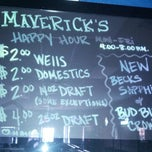 Photo taken at Maverick's by Nuvia on 5/27/2013
