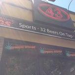 Photo taken at Bar 43 by Luis F. on 5/26/2013
