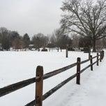Photo taken at Cedar Hill Park by GaTechGrad on 2/21/2015