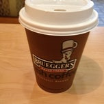 Photo taken at Bruegger's Bagel Bakery by Chad B. on 9/25/2012